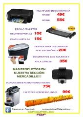 Cat�logo de ofertas para este verano 2011 - cada vez m�s variedad - www.consumiblesa3f.com