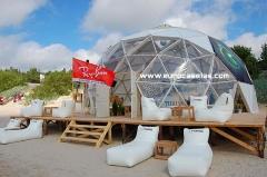 Geo-Bar geodesico