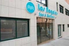 Spa hidroterapia los nogales puerta de hierro i