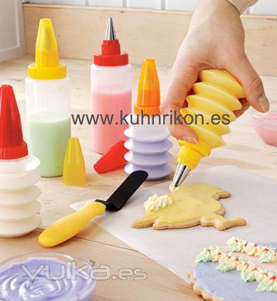Foto decorador galletas decoraci n pasteles decorar for Decorador de fotos