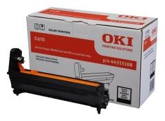 Tambor para la impresora c610 de color negro