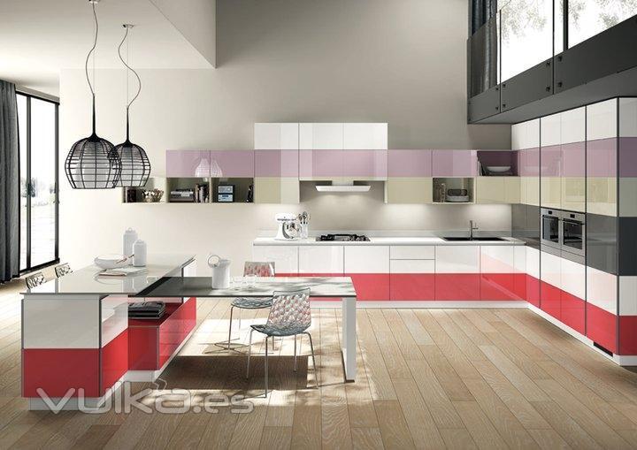 Foto cocinas modernas en valencia for Cocinas modernas valencia