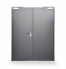 Puerta cortafuegos EI2 60 o EI2 120 C5 2/H Inoxidable