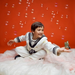 Antonio siles, fotografo almeria comuniones burbujas