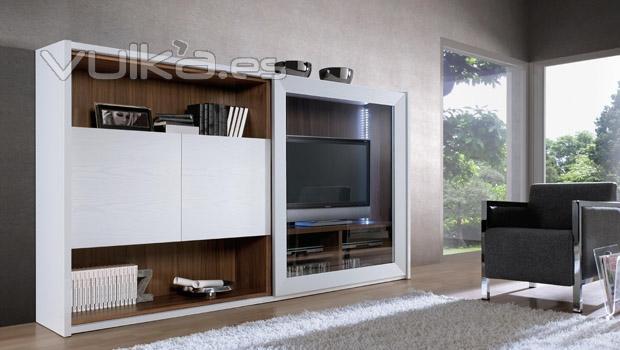Foto composicion muebles comedor moderno for Muebles comedor moderno