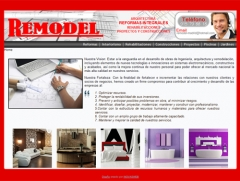 Diseño web remodel