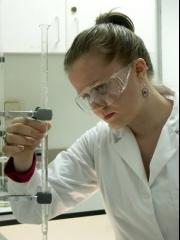 Laboratorio qu�mica, padre arrupe hall, n� 34
