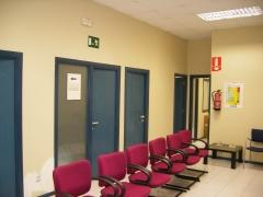 Pintura y cambiar techos en las Oficinas de  Asepeyo-Bilbao
