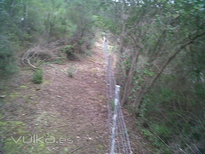 Foto cerramientos en cualquier tipo de terreno for Tipos de terreno