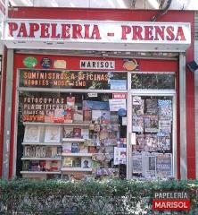 Papeler�a librer�a prensa revistas marisol