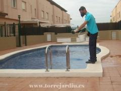 mantenimiento de piscinas en granada  : TORREJARDIN