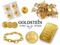 Vender oro zaragoza joyeria goldstein