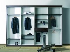 Vestidor armario: interior armario