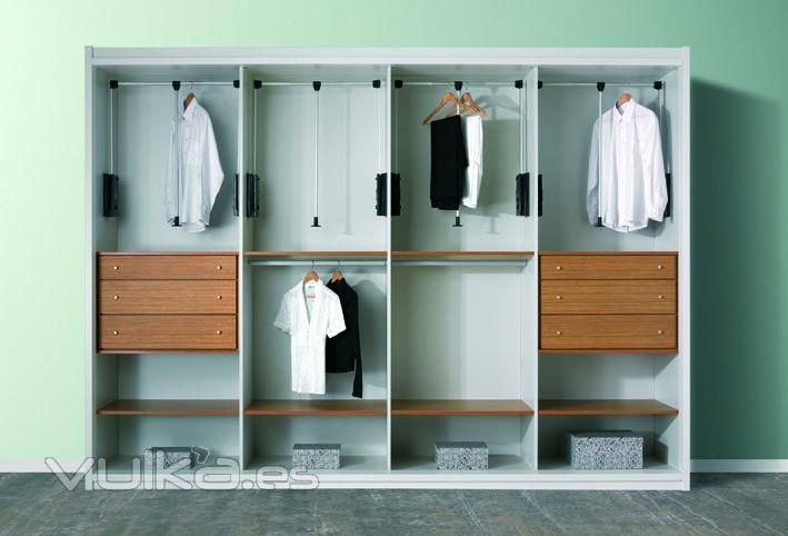 Decodan interiores - Ikea interior armarios ...