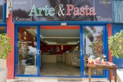 Arte & Pasta, pizzas y tasca