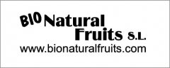 BIO NATURAL FRUITS, S.L.