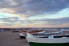 Playa caba�al ciudad de valencia