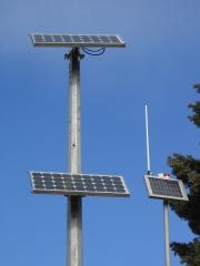 Placas solares fotovolt�icas