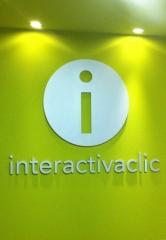 Logotipo interactivaclic