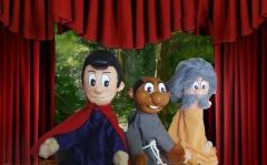 Marionetas campanin y barrenilla