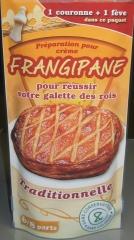 Frangipane traditionnelle