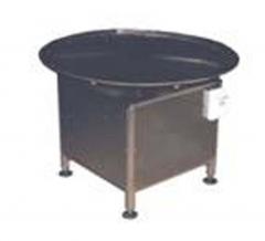 Mesa giratória para cargas pesadas