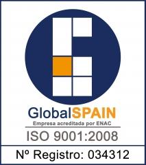 Somos una empresa con certificado de calidad
