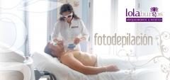 Fotodepilacion, fototerapia, fotorejuvenecimiento, depilación, chiclana, cadiz,