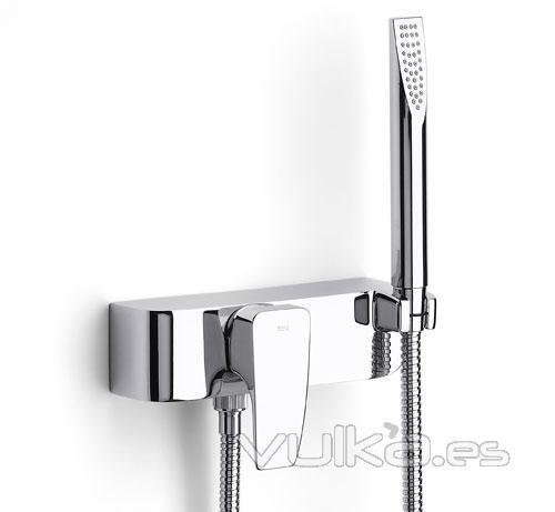 Foto monomando roca thesis termost tico para ba o ducha for Monomando termostatico ducha