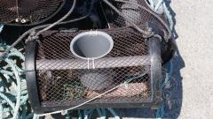 Nasa para camarón, necora o pulpo www.rincondelgallego.com