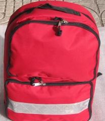 Botiquin-mochila de emergencias