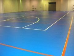 Polideportivo sistema sporting