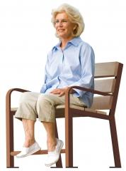 Bancos-sillas para residencias.Amplia posibilidades de combinaciones, de reposabrazos,tonos y adapta