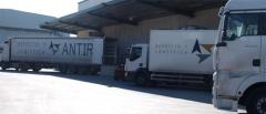 Flota propia de camiones de ANTIR