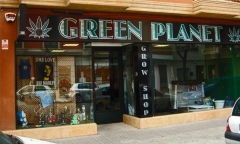 Esta es tu casa. growshop green planet