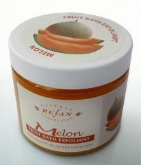 Gel exfoliante al aroma de mel�n de refan en oferta en linea ba�o