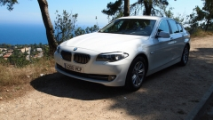 Alquiler bmw serie 5