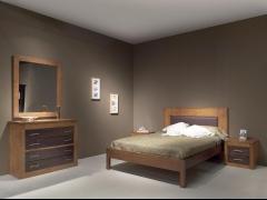 Dormitorios de Lineas depuradas