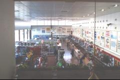 Vista superior desde oficinas