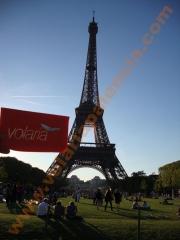 Nuestros viajeros en Paris