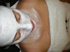 Realizamos tratamientos faciales seg�n tu tipo de piel y tus necesidades