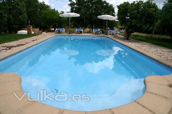 Piscina privada / Private pool