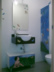 Muebles de baño personalizados