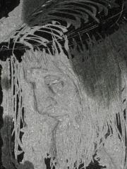 Inicio talla en granito negro sudafrica