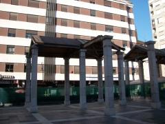 Reforma plaza santa clara de castellon