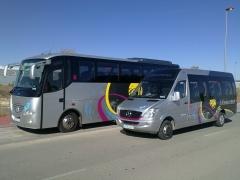 Foto 15 transporte escolar - Autocares Juan Gonz�lez