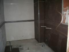 Reforma de baño.