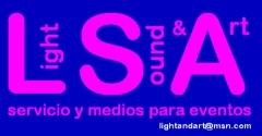 L s a  luz sonido y arte - foto 3
