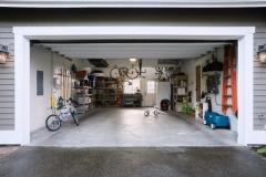 Modelo de puerta de garaje