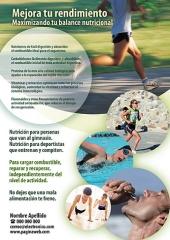Nutrición deportiva herbalife